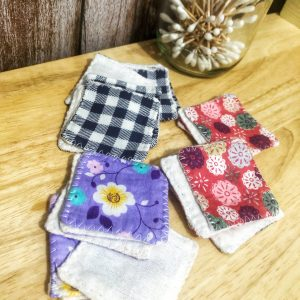 Reusable Facial Cotton Wipes