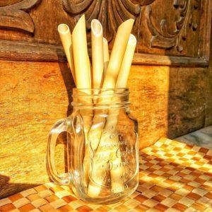 Bamboo Milk Tea Straw