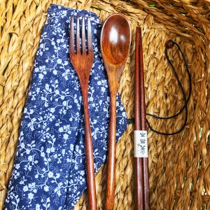 Oriental Cutlery Set