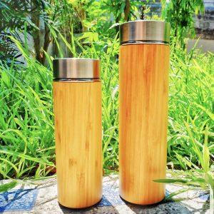 Plain Bamboo Tumbler