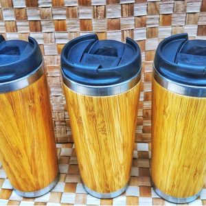 SALE! Bamboo Coffee Cup