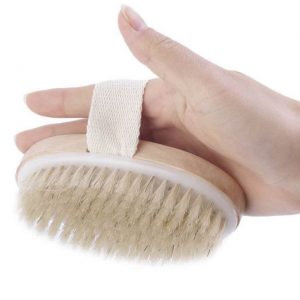 Natural Exfoliating Dry Brush