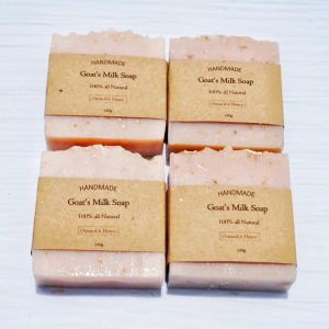 Handcrafted Organic Soap Bar