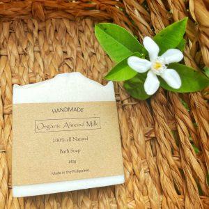 Handcrafted Organic Soap Bar