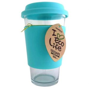 SALE! Reusable Glass Cup