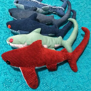 Thresher Shark Plush Toy