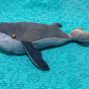 Humpback Whale Plush Toy