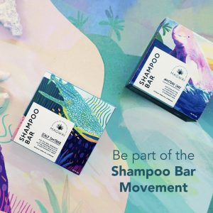 MAGWAI Shampoo Bar