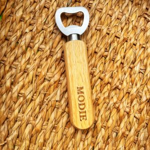 Wooden Bottle Opener