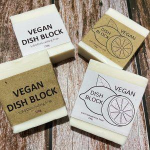 VEGAN Dish Block
