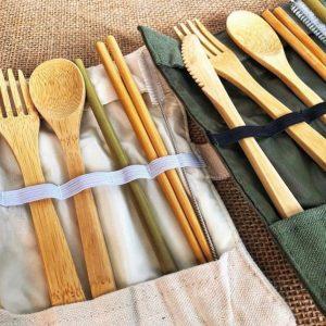 Eco Army Cutlery Set